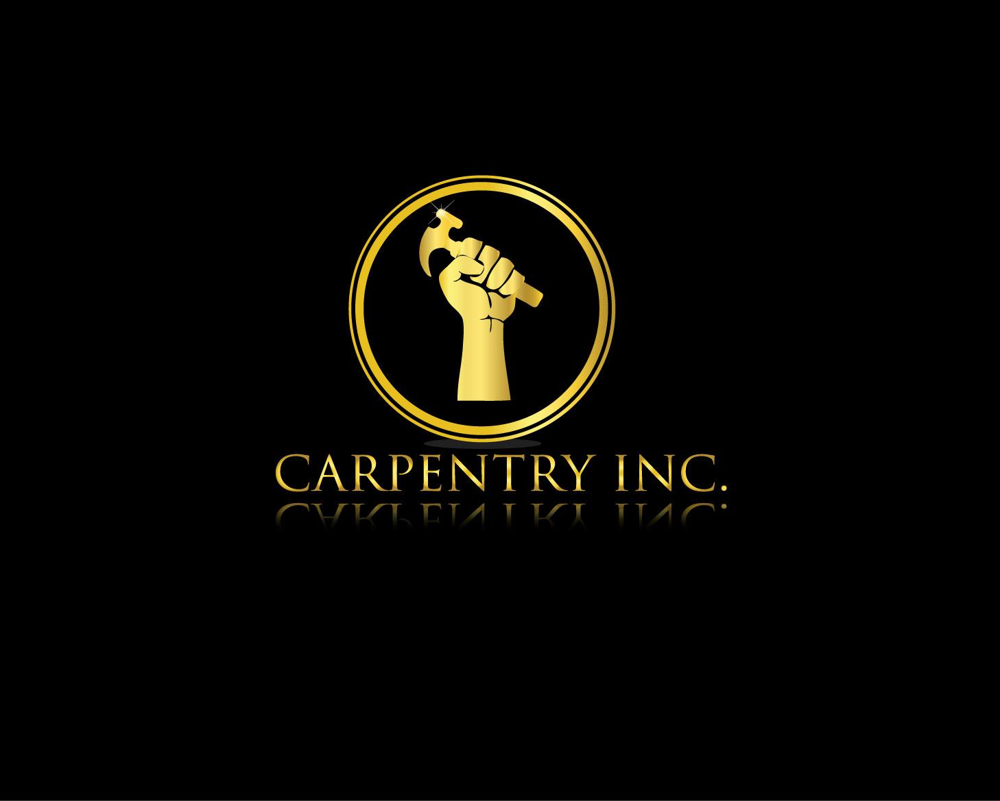 Logo Design by Rowel Samson - Entry No. 29 in the Logo Design Contest Creative Logo Design for Carpentry inc..