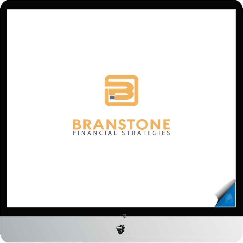 Logo Design by zesthar - Entry No. 192 in the Logo Design Contest Inspiring Logo Design for Branstone Financial Strategies.