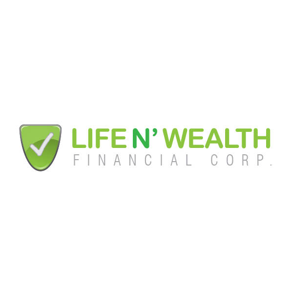 Logo Design by Alex-Alvarez - Entry No. 8 in the Logo Design Contest Life'nWealth Financial Corp..