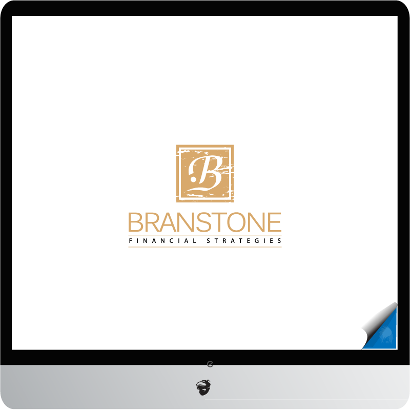 Logo Design by zesthar - Entry No. 193 in the Logo Design Contest Inspiring Logo Design for Branstone Financial Strategies.