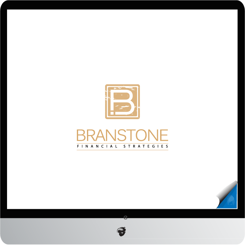 Logo Design by zesthar - Entry No. 194 in the Logo Design Contest Inspiring Logo Design for Branstone Financial Strategies.