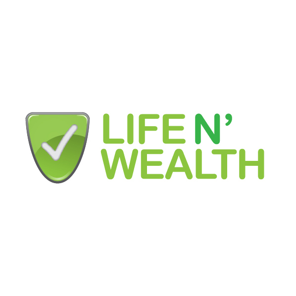 Logo Design by Alex-Alvarez - Entry No. 9 in the Logo Design Contest Life'nWealth Financial Corp..