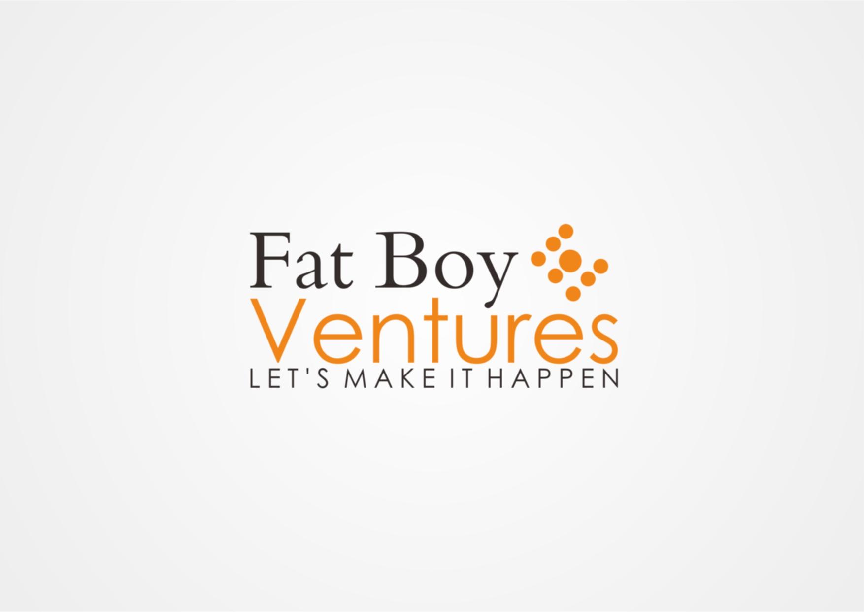 Logo Design by Private User - Entry No. 6 in the Logo Design Contest Fun Logo Design for Fat Boy Ventures.