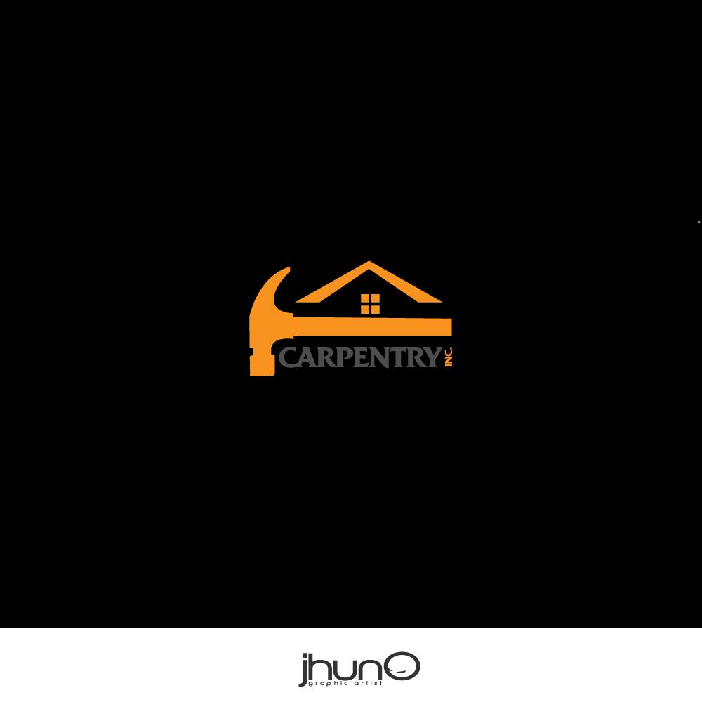 Logo Design by zesthar - Entry No. 30 in the Logo Design Contest Creative Logo Design for Carpentry inc..