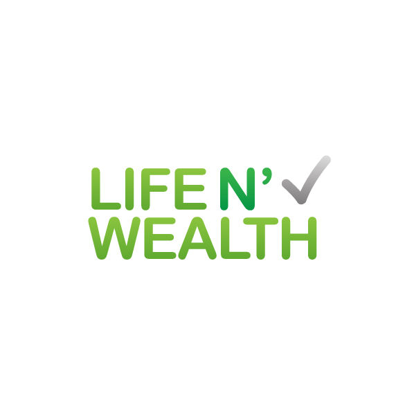 Logo Design by Alex-Alvarez - Entry No. 10 in the Logo Design Contest Life'nWealth Financial Corp..