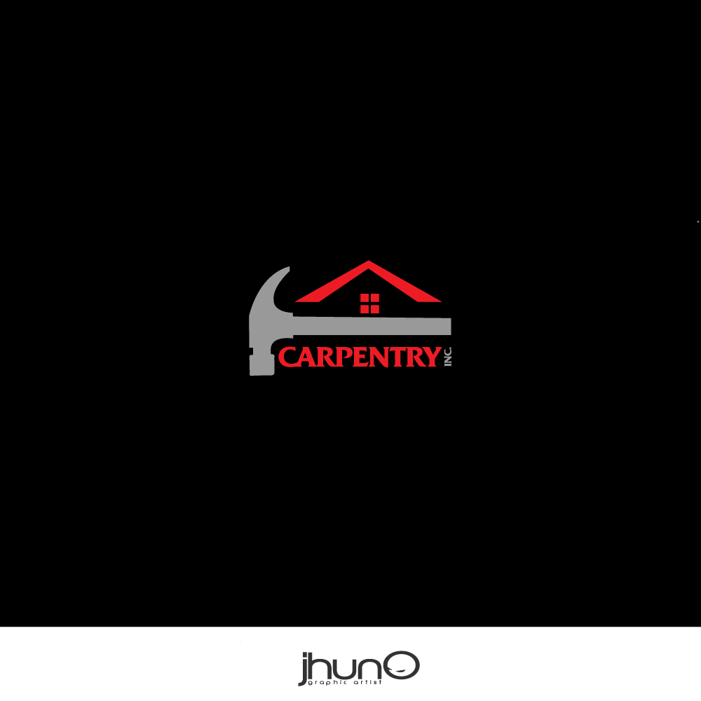 Logo Design by zesthar - Entry No. 31 in the Logo Design Contest Creative Logo Design for Carpentry inc..