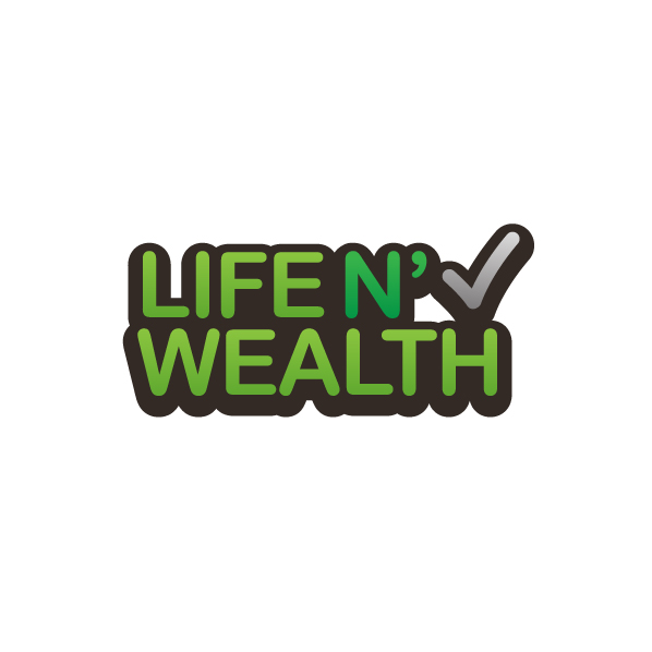 Logo Design by Alex-Alvarez - Entry No. 11 in the Logo Design Contest Life'nWealth Financial Corp..