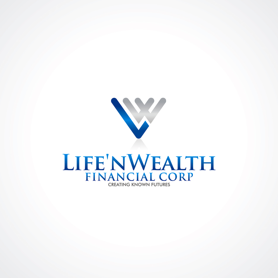 Logo Design by moxlabs - Entry No. 12 in the Logo Design Contest Life'nWealth Financial Corp..