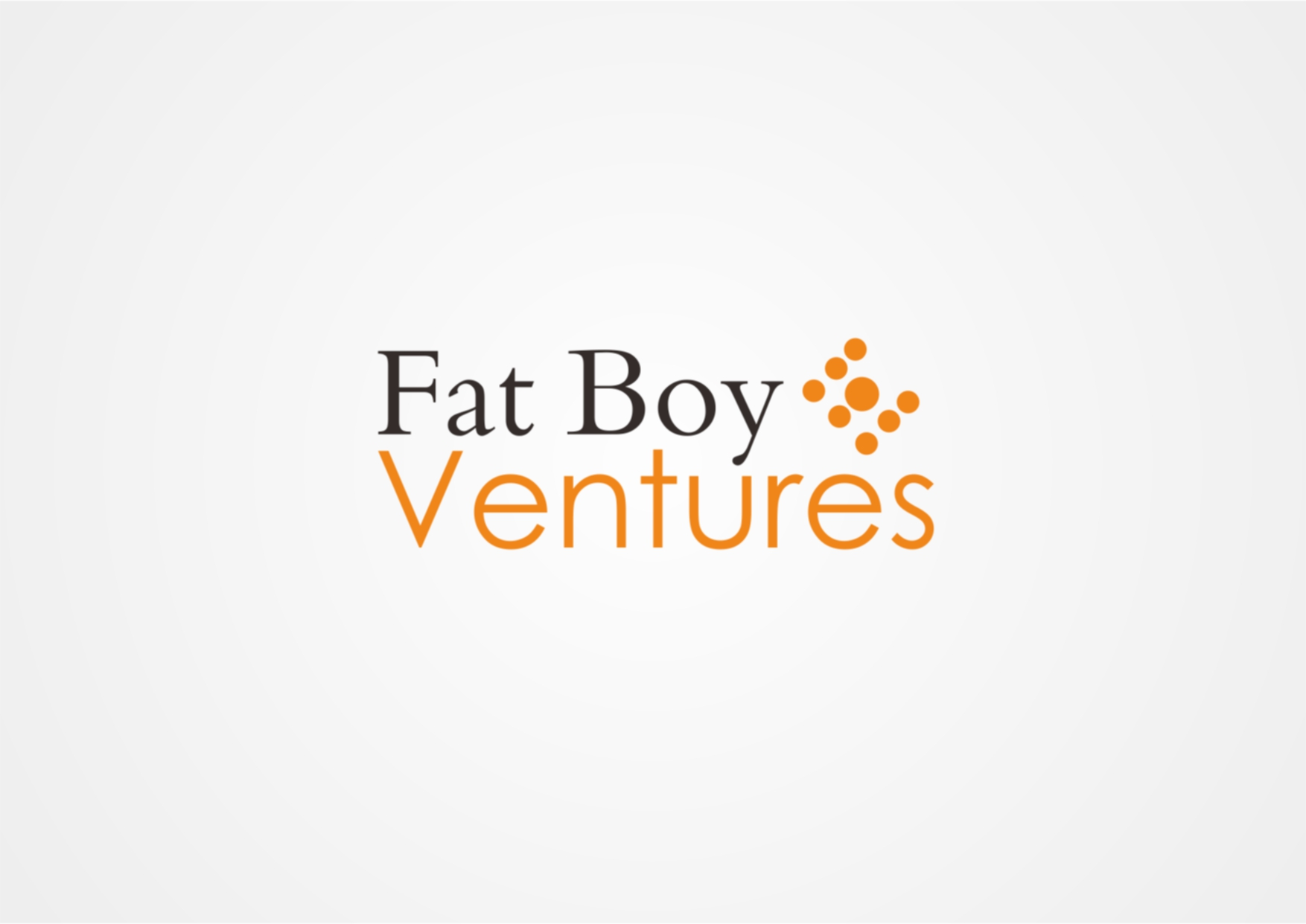 Logo Design by Private User - Entry No. 7 in the Logo Design Contest Fun Logo Design for Fat Boy Ventures.