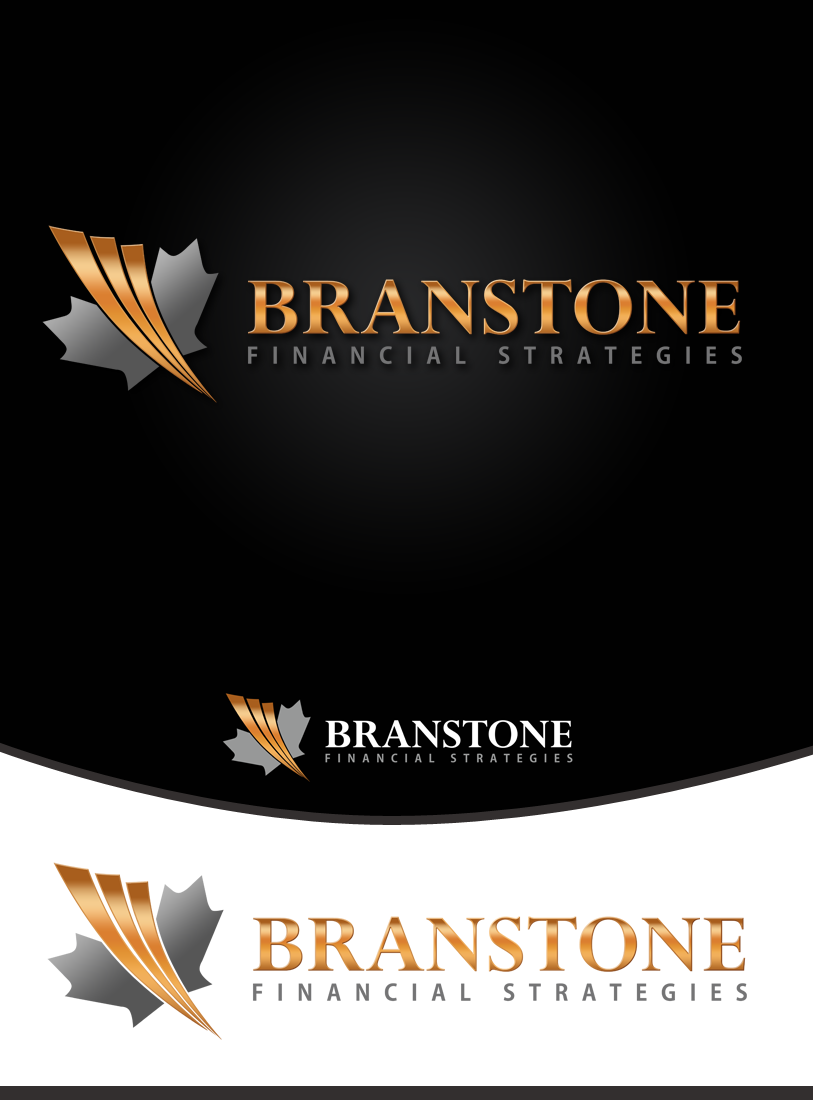 Logo Design by Private User - Entry No. 201 in the Logo Design Contest Inspiring Logo Design for Branstone Financial Strategies.