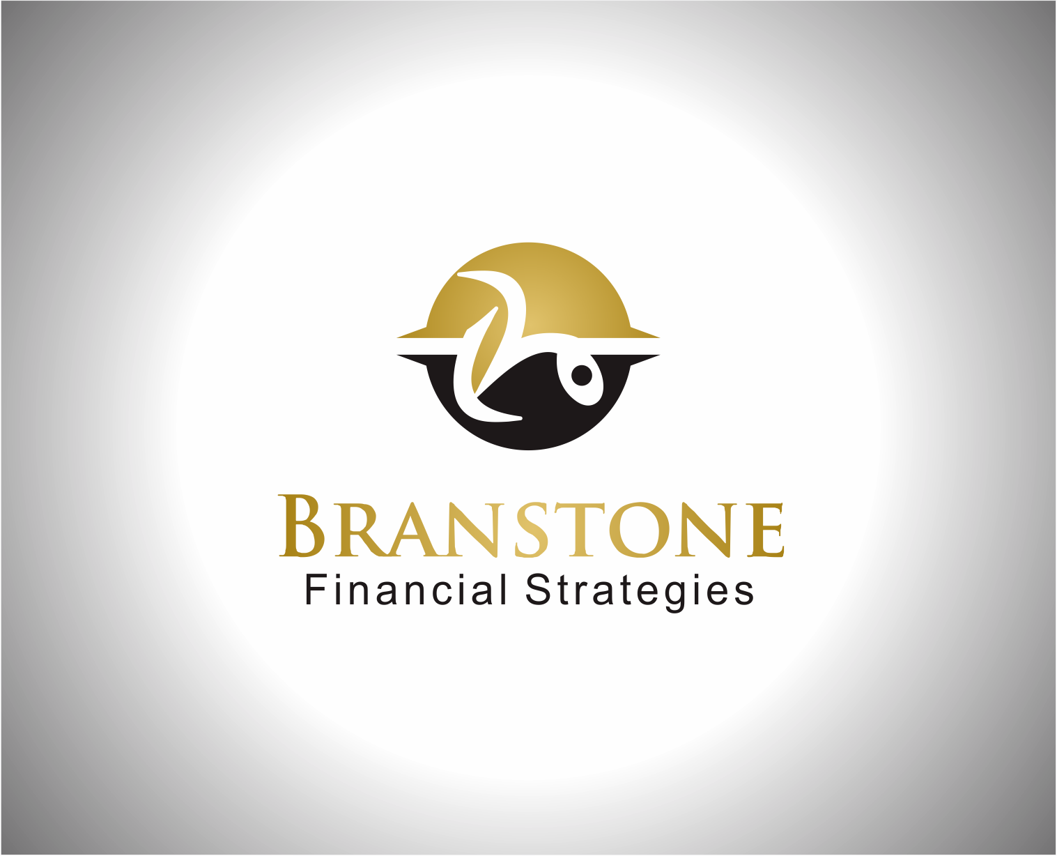 Logo Design by Armada Jamaluddin - Entry No. 202 in the Logo Design Contest Inspiring Logo Design for Branstone Financial Strategies.