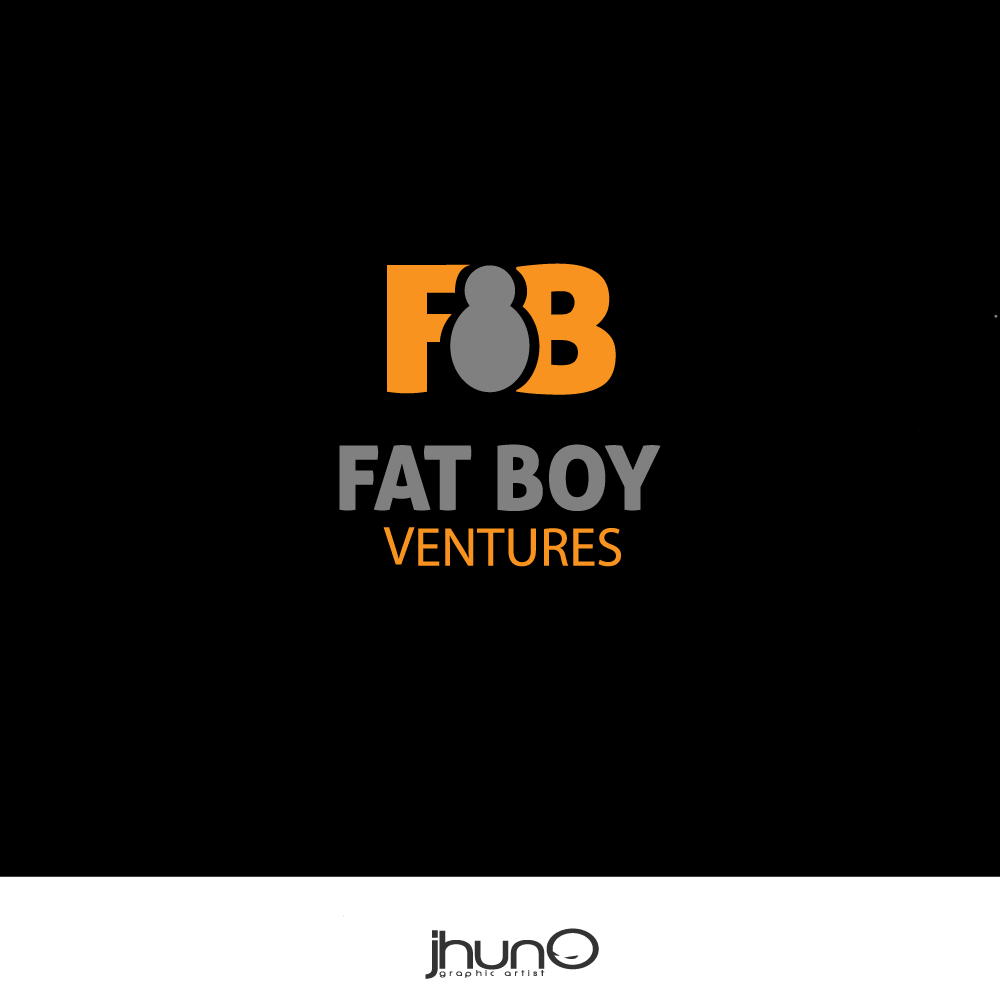 Logo Design by zesthar - Entry No. 8 in the Logo Design Contest Fun Logo Design for Fat Boy Ventures.