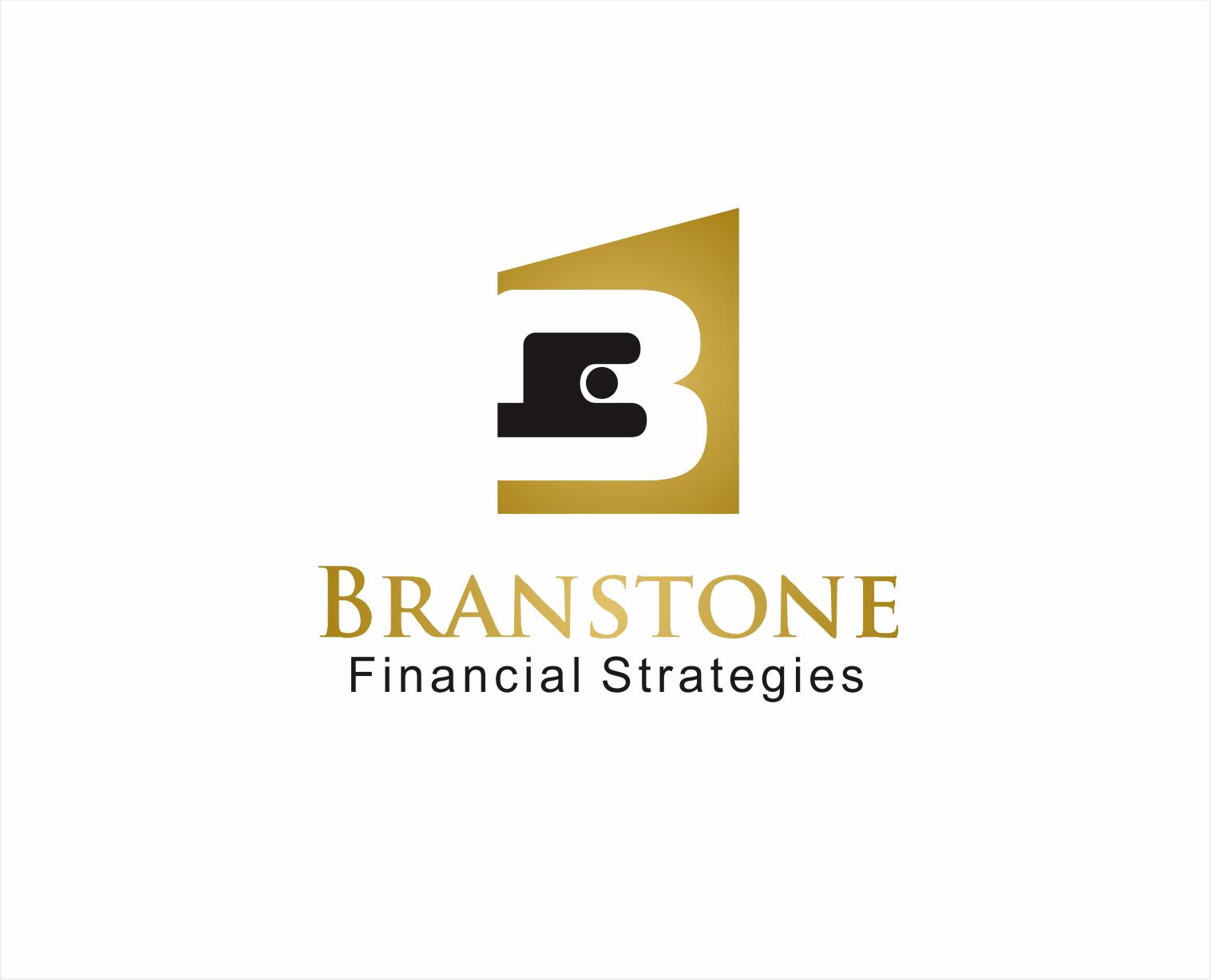 Logo Design by Armada Jamaluddin - Entry No. 204 in the Logo Design Contest Inspiring Logo Design for Branstone Financial Strategies.