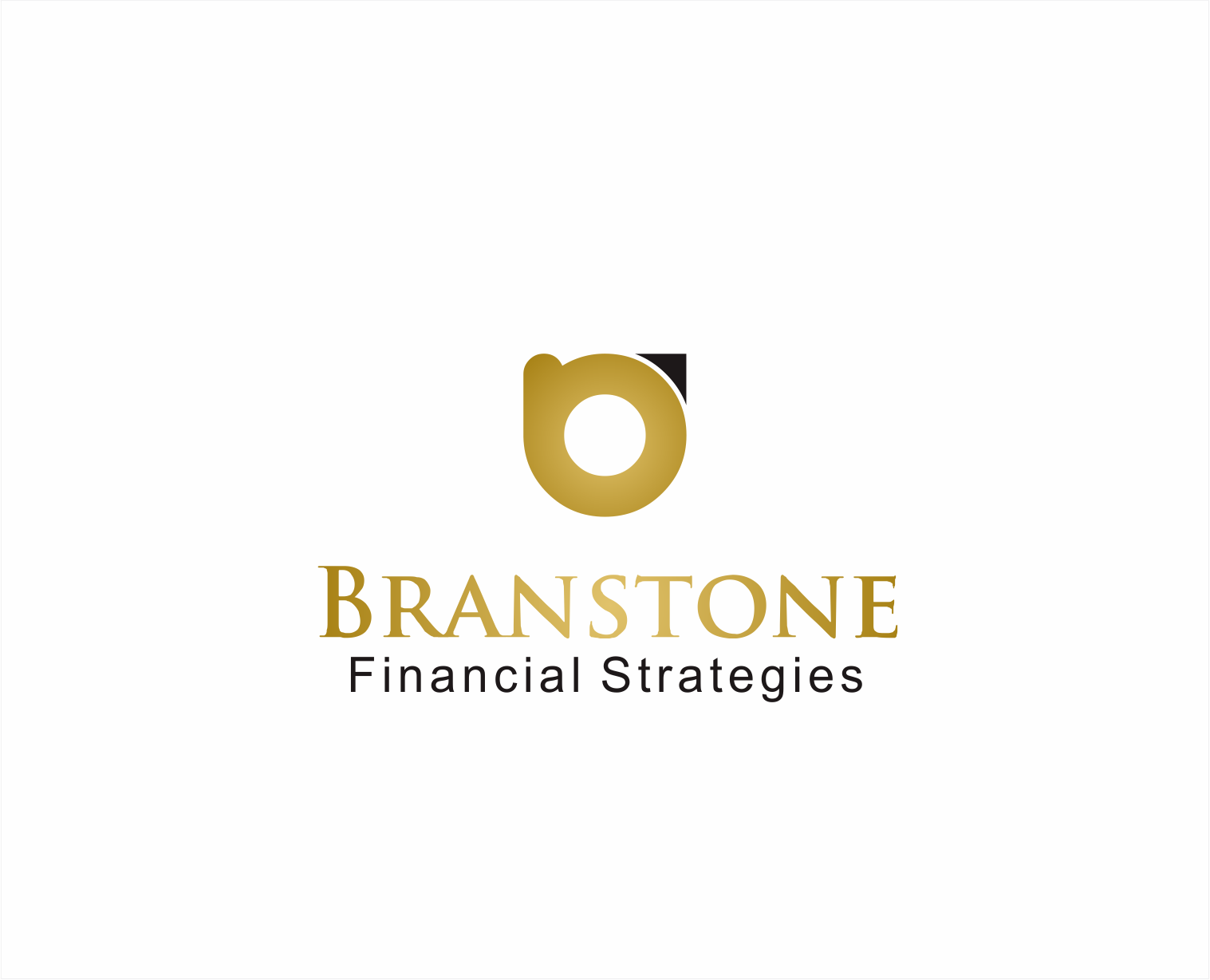 Logo Design by Armada Jamaluddin - Entry No. 206 in the Logo Design Contest Inspiring Logo Design for Branstone Financial Strategies.