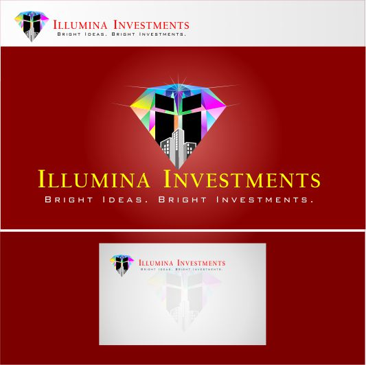 Logo Design by brown_hair - Entry No. 61 in the Logo Design Contest Creative Logo Design for Illumina Investments.