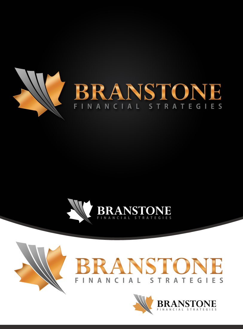 Logo Design by Private User - Entry No. 209 in the Logo Design Contest Inspiring Logo Design for Branstone Financial Strategies.
