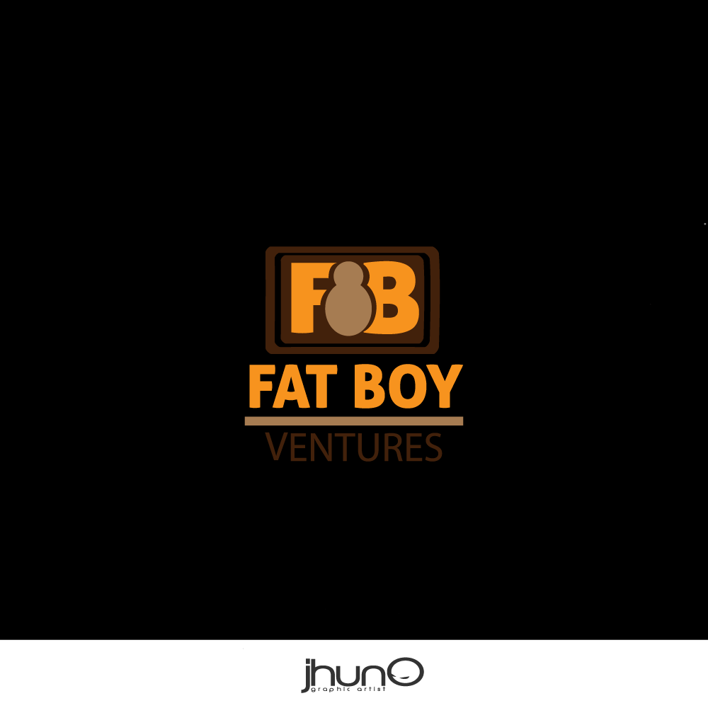 Logo Design by zesthar - Entry No. 9 in the Logo Design Contest Fun Logo Design for Fat Boy Ventures.