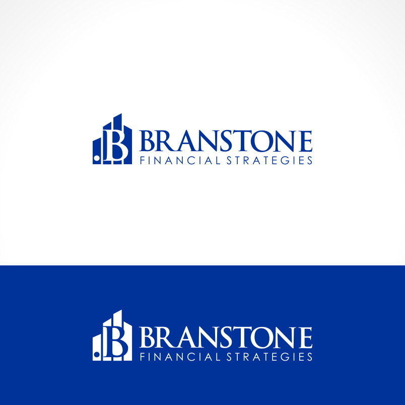 Logo Design by Private User - Entry No. 216 in the Logo Design Contest Inspiring Logo Design for Branstone Financial Strategies.