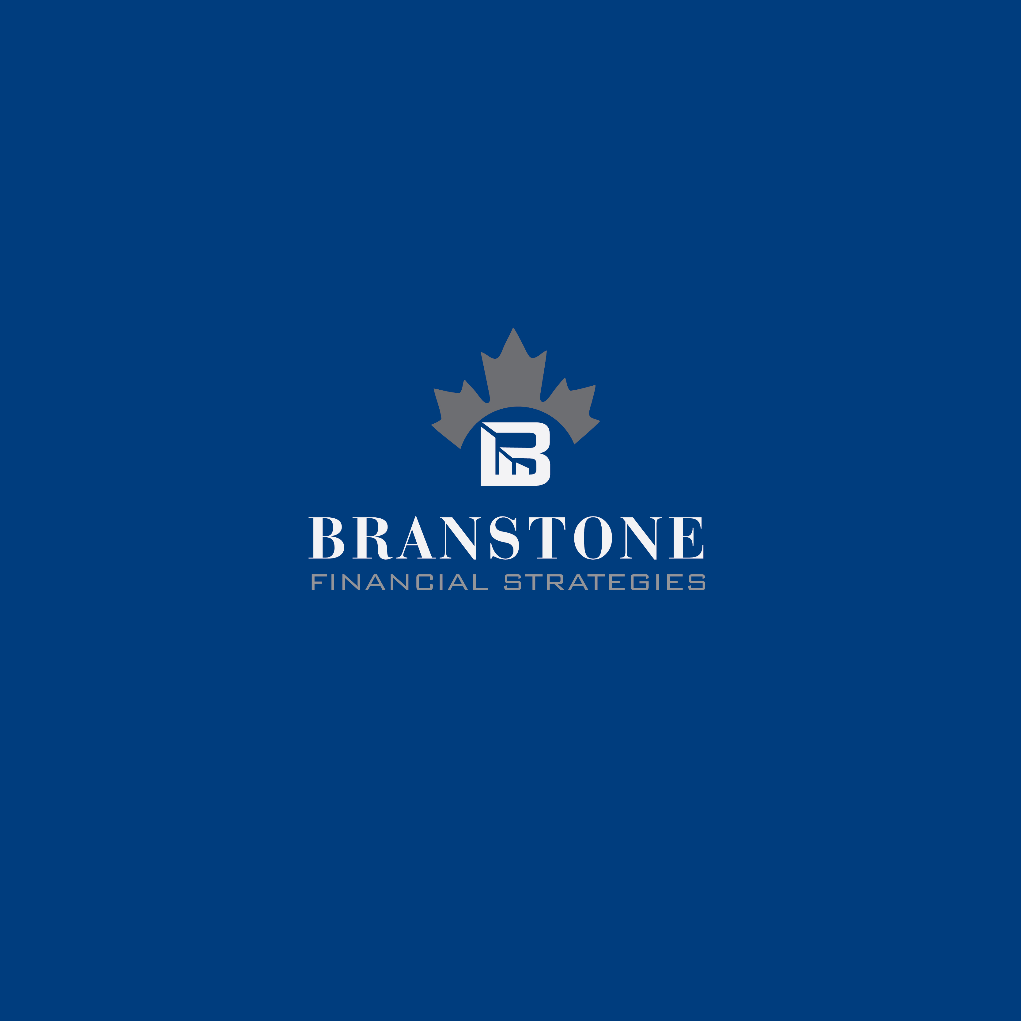 Logo Design by Naseeb CP - Entry No. 219 in the Logo Design Contest Inspiring Logo Design for Branstone Financial Strategies.