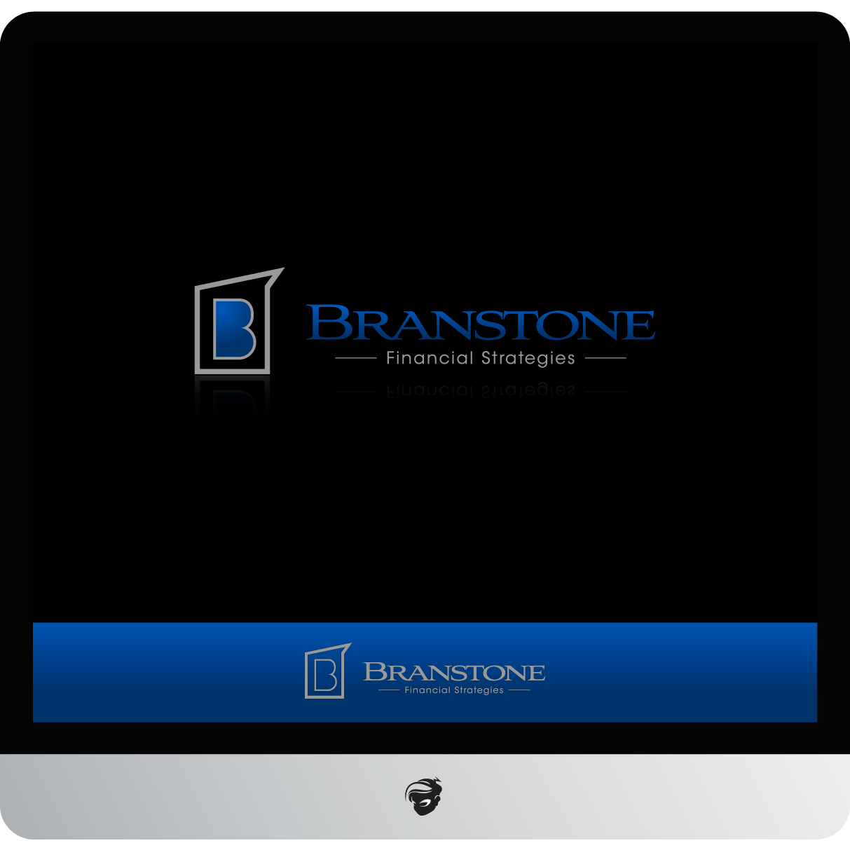 Logo Design by zesthar - Entry No. 229 in the Logo Design Contest Inspiring Logo Design for Branstone Financial Strategies.
