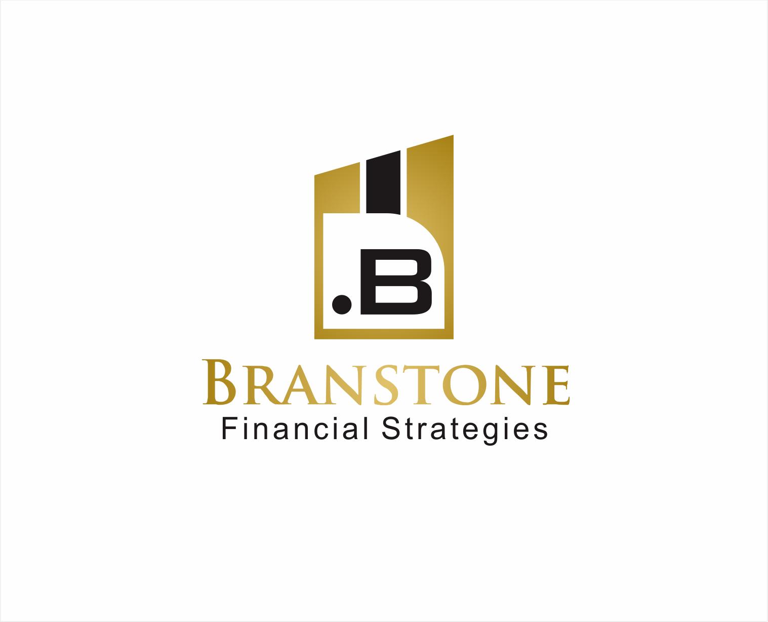 Logo Design by Armada Jamaluddin - Entry No. 234 in the Logo Design Contest Inspiring Logo Design for Branstone Financial Strategies.