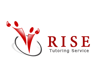 Logo Design by Crystal Desizns - Entry No. 54 in the Logo Design Contest Imaginative Logo Design for Rise Tutoring Service.