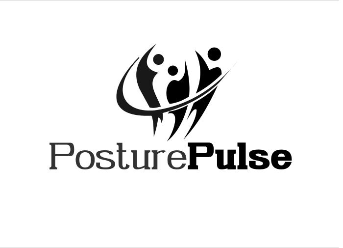 Logo Design by Private User - Entry No. 24 in the Logo Design Contest Unique Logo Design Wanted for PosturePulse.