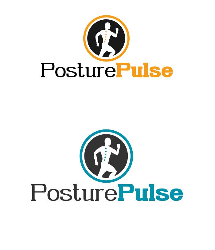 Logo Design by Private User - Entry No. 25 in the Logo Design Contest Unique Logo Design Wanted for PosturePulse.