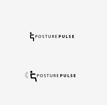 Logo Design by Alexandre - Entry No. 26 in the Logo Design Contest Unique Logo Design Wanted for PosturePulse.