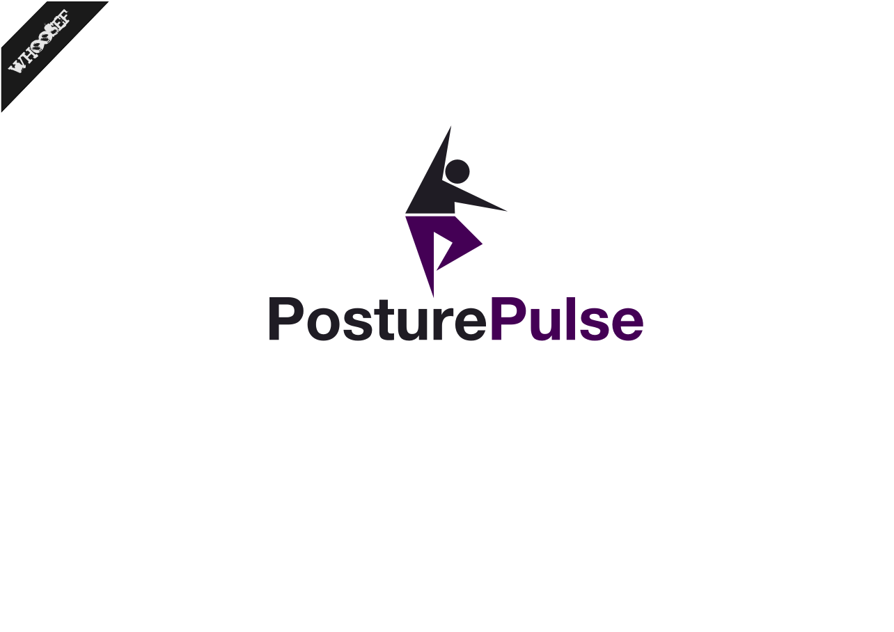 Logo Design by whoosef - Entry No. 28 in the Logo Design Contest Unique Logo Design Wanted for PosturePulse.