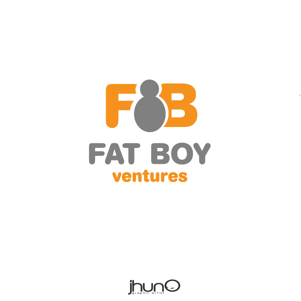Logo Design by zesthar - Entry No. 15 in the Logo Design Contest Fun Logo Design for Fat Boy Ventures.