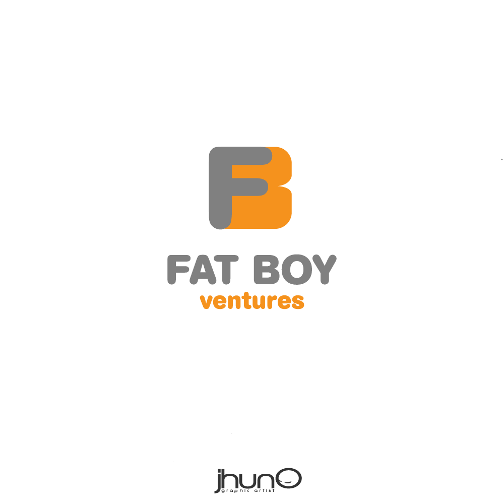 Logo Design by zesthar - Entry No. 16 in the Logo Design Contest Fun Logo Design for Fat Boy Ventures.