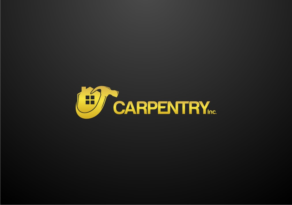 Logo Design by untung - Entry No. 32 in the Logo Design Contest Creative Logo Design for Carpentry inc..