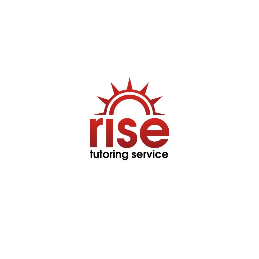 Logo Design by untung - Entry No. 60 in the Logo Design Contest Imaginative Logo Design for Rise Tutoring Service.