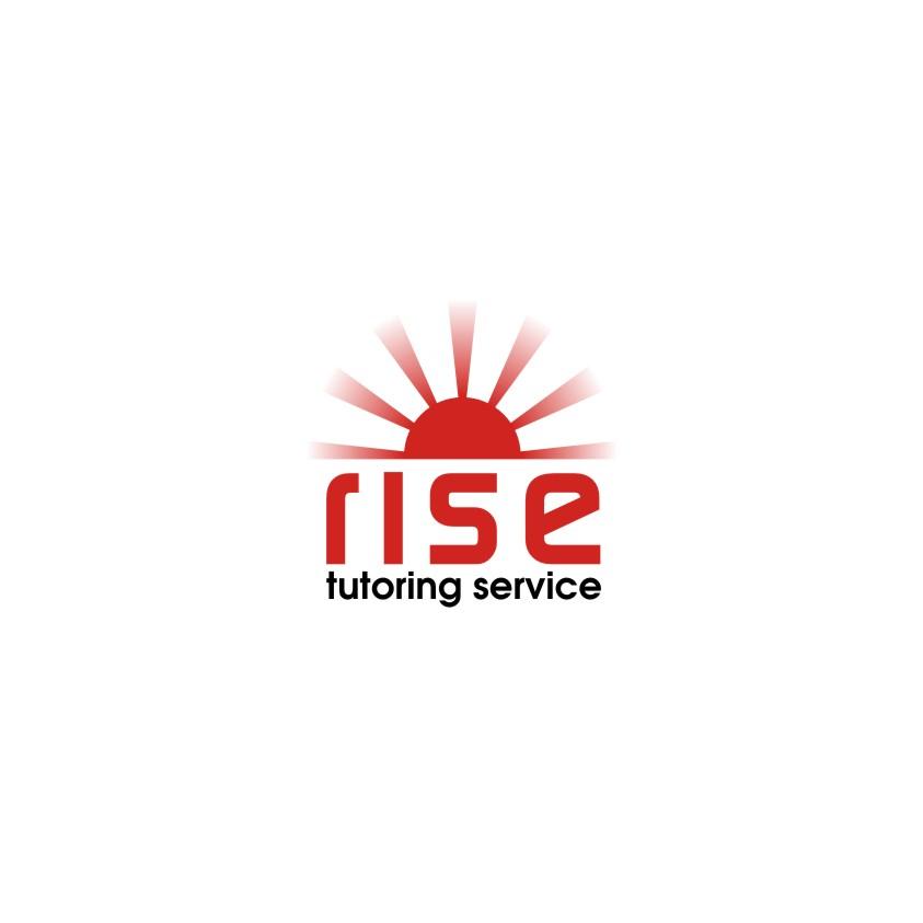 Logo Design by untung - Entry No. 61 in the Logo Design Contest Imaginative Logo Design for Rise Tutoring Service.