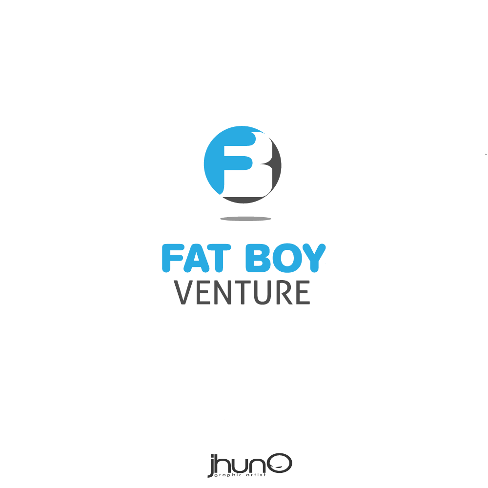 Logo Design by zesthar - Entry No. 19 in the Logo Design Contest Fun Logo Design for Fat Boy Ventures.