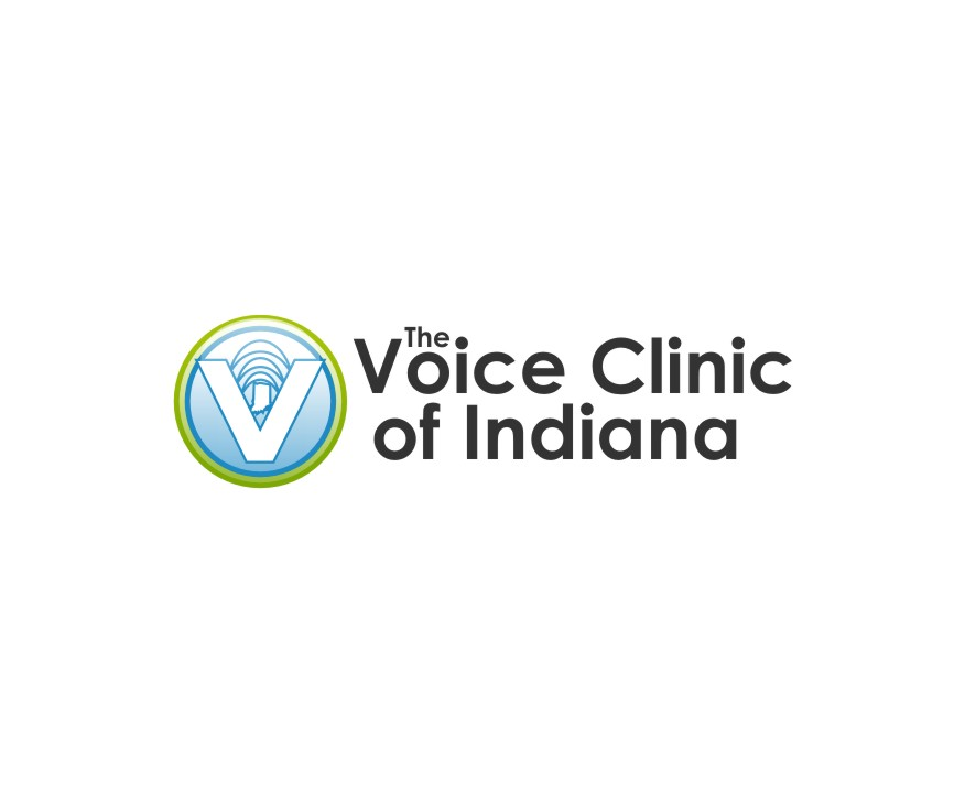Logo Design by untung - Entry No. 5 in the Logo Design Contest Logo Design for The Voice Clinic of Indiana.