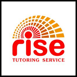 Logo Design by brown_hair - Entry No. 62 in the Logo Design Contest Imaginative Logo Design for Rise Tutoring Service.