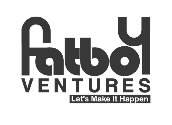 Logo Design by Ismail Adhi Wibowo - Entry No. 23 in the Logo Design Contest Fun Logo Design for Fat Boy Ventures.