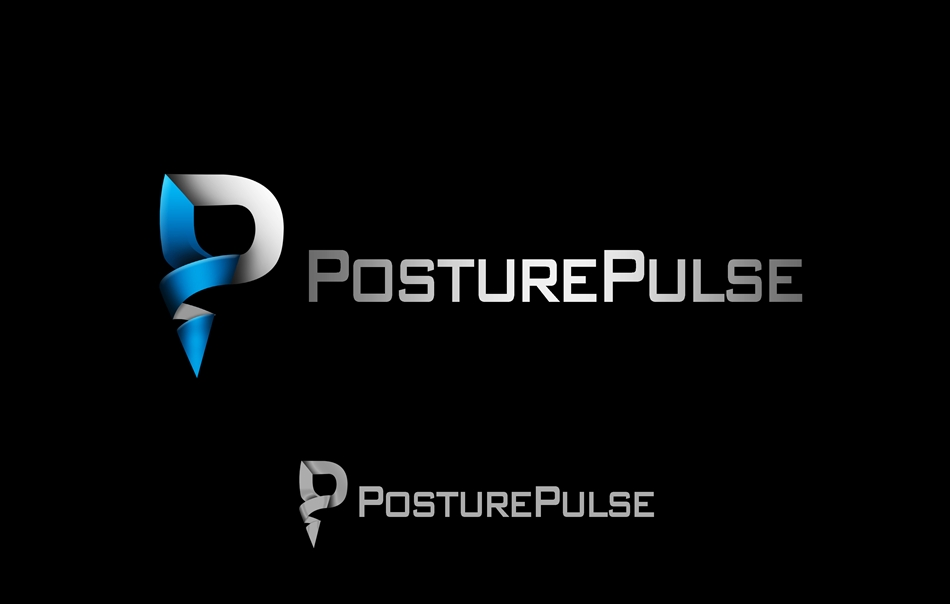 Logo Design by Respati Himawan - Entry No. 40 in the Logo Design Contest Unique Logo Design Wanted for PosturePulse.