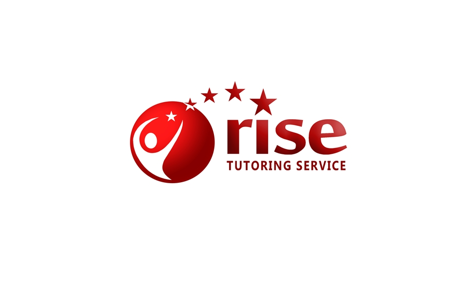 Logo Design by Respati Himawan - Entry No. 64 in the Logo Design Contest Imaginative Logo Design for Rise Tutoring Service.