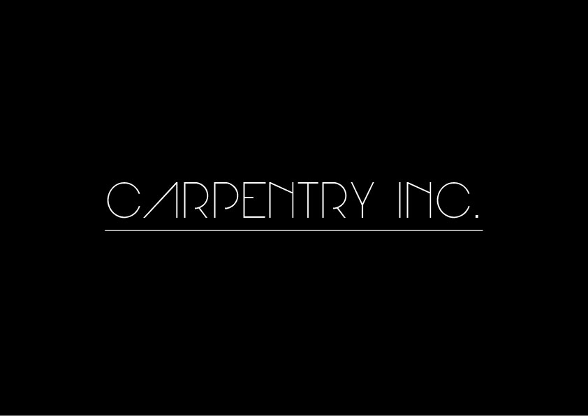 Logo Design by Private User - Entry No. 34 in the Logo Design Contest Creative Logo Design for Carpentry inc..
