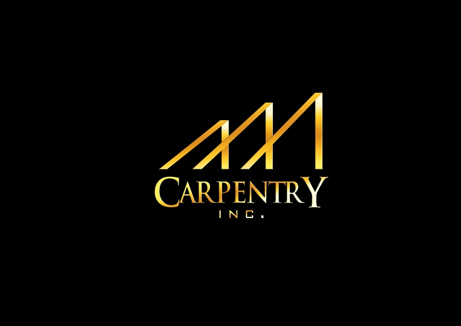 Logo Design by Respati Himawan - Entry No. 37 in the Logo Design Contest Creative Logo Design for Carpentry inc..