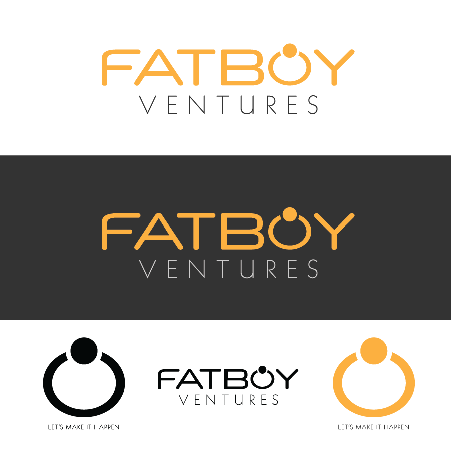 Logo Design by Christina Evans - Entry No. 26 in the Logo Design Contest Fun Logo Design for Fat Boy Ventures.