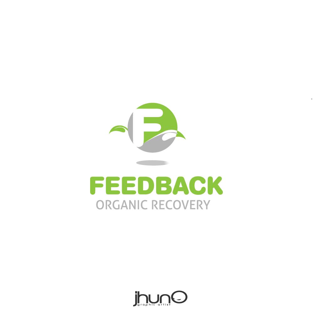 Logo Design by zesthar - Entry No. 11 in the Logo Design Contest Feedback Organic Recovery  Logo Design.