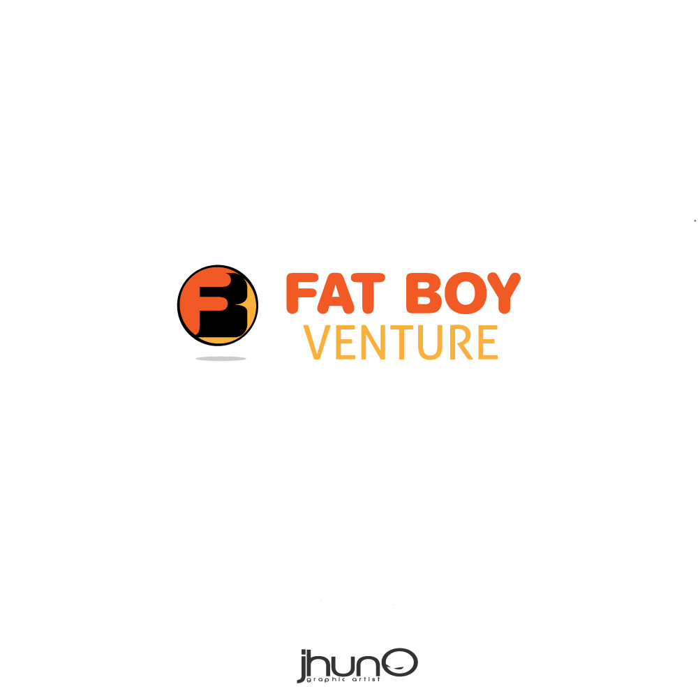 Logo Design by zesthar - Entry No. 29 in the Logo Design Contest Fun Logo Design for Fat Boy Ventures.