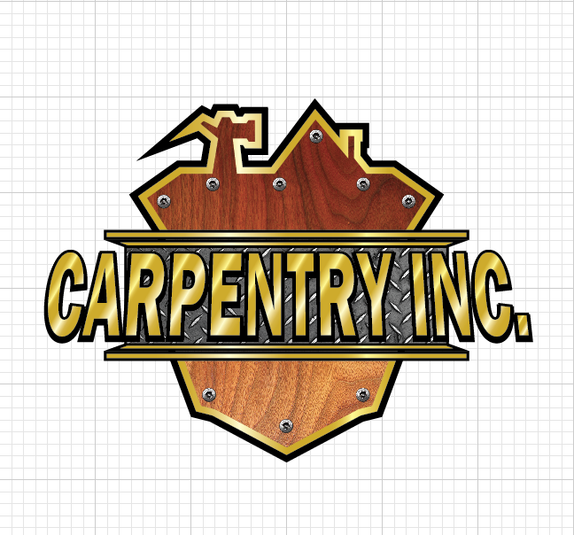 Logo Design by ISaac Law - Entry No. 44 in the Logo Design Contest Creative Logo Design for Carpentry inc..