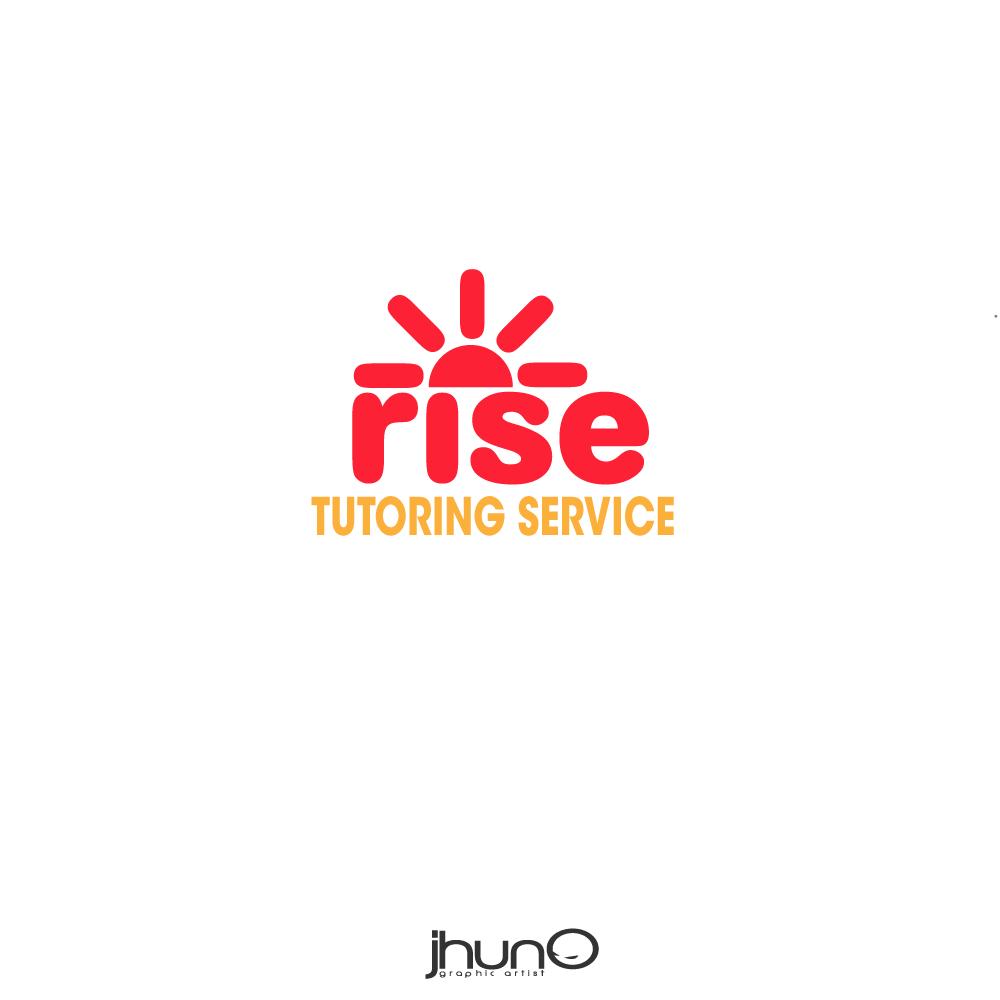 Logo Design by zesthar - Entry No. 70 in the Logo Design Contest Imaginative Logo Design for Rise Tutoring Service.