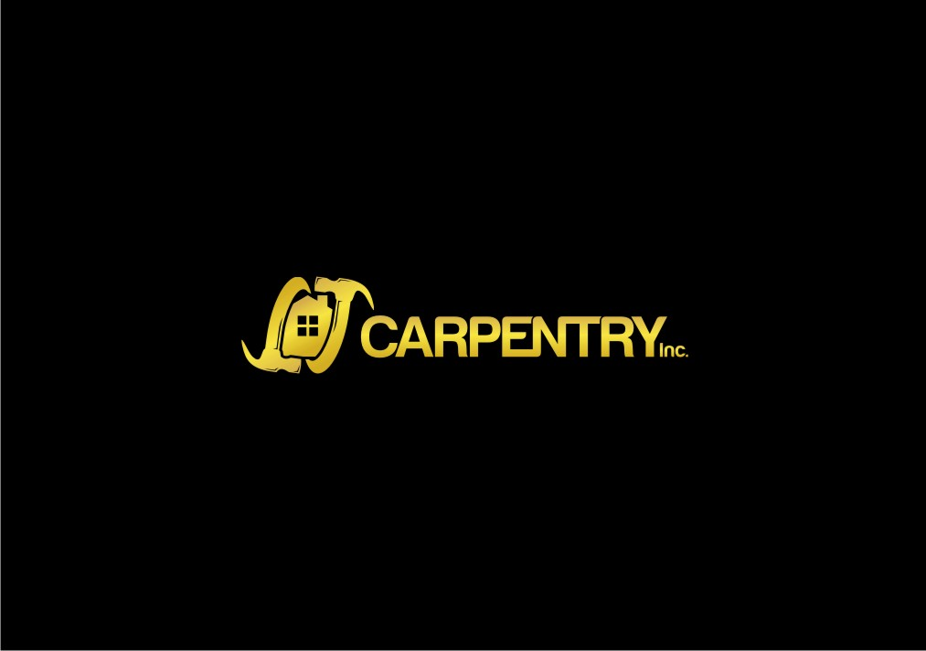 Logo Design by untung - Entry No. 47 in the Logo Design Contest Creative Logo Design for Carpentry inc..