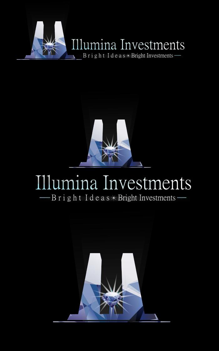 Logo Design by Private User - Entry No. 63 in the Logo Design Contest Creative Logo Design for Illumina Investments.